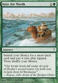 Magic: the Gathering - Into the North - Coldsnap - ()