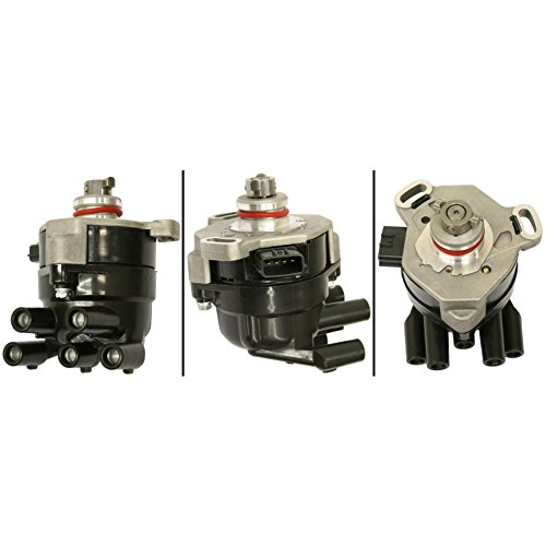 Distributor compatible with Nissan Altima 93-96 L4 2.4L 2389cc Supplied W/Cap and Rotor -
