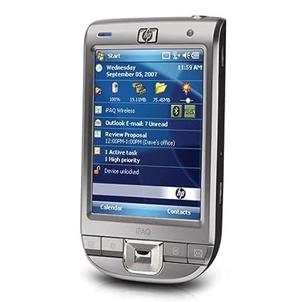 amazon com hp ipaq 111 classic handheld fa979aa aba 110 series rh amazon com HP iPAQ Drivers Ipaq 110 Windows 7