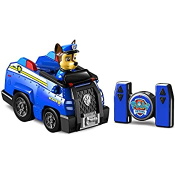 Delightful Paw Patrol My First RC Chase Rescue Racer Remote Control For Ages 3 And Up