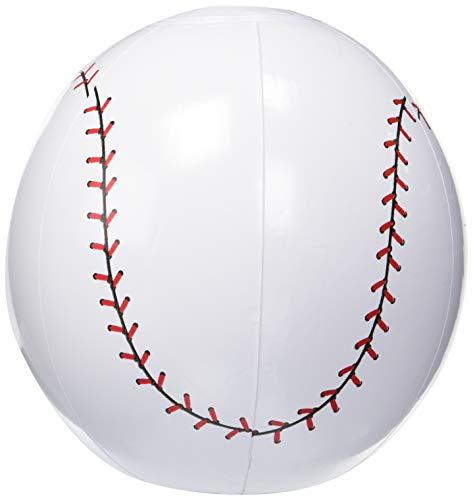 - RINCO 713228942150 1 Dozen Fun Inflatable Baseballs (9