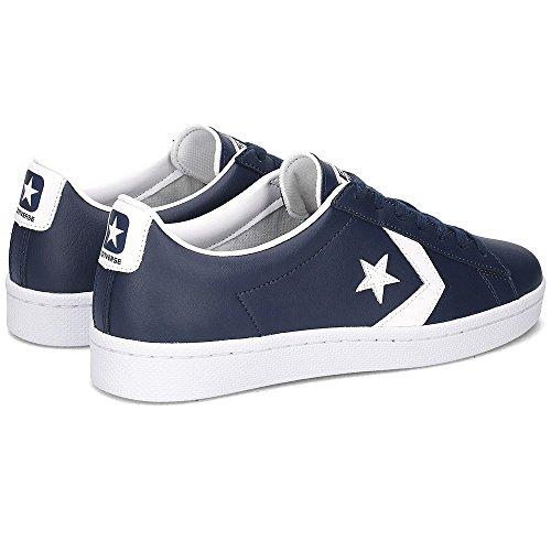 Converse Pro Leather 158088C Scarpe da Uomo,Sneaker Blu Marino