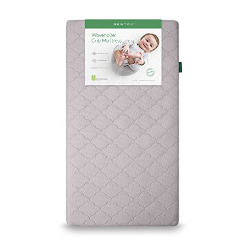 Newton Baby Crib Mattress and Toddler Bed | 100% Breathable Proven to Reduce...