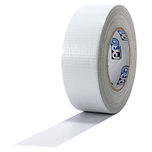 (ProTapes Pro Duct 110 PE-Coated Cloth General Purpose Duct Tape, 60 yds Length x 3