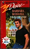 The Best Revenge, Barbara Boswell, 0373058217