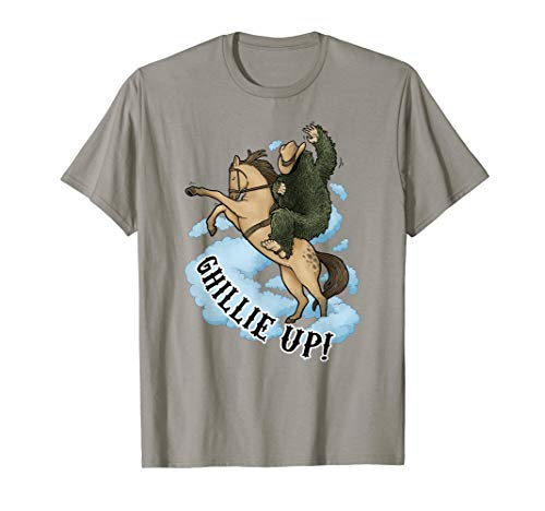 Rodeo Cowpoke Tees Funny Ghillie Suit Mythological Creature