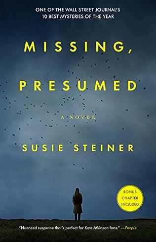 book cover of Missing, Presumed