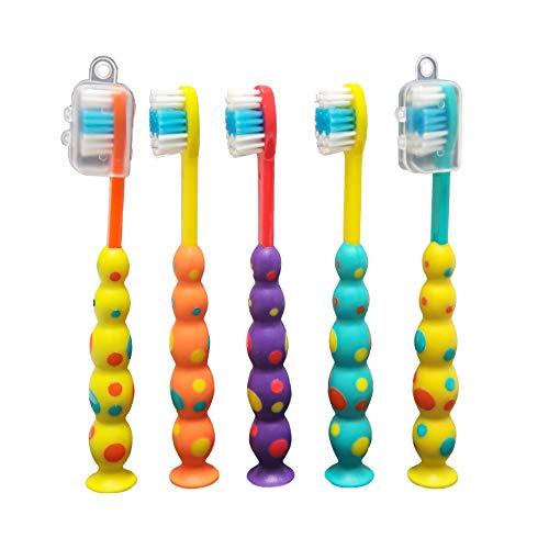 Stesa Kids Toothbrush - 5 Pack -