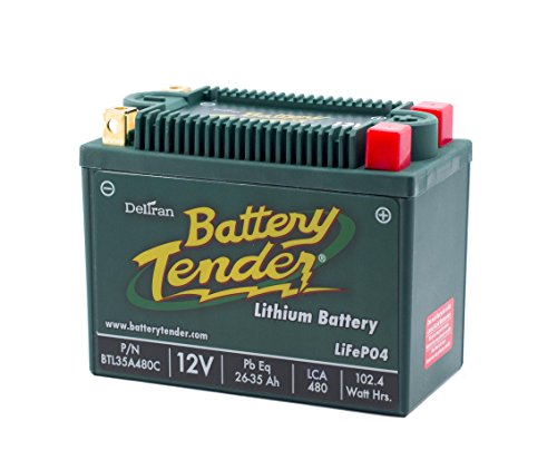 Battery Tender BTL35A480C Lithium Iron Phosphate Battery (Gel Battery For Car Audio compare prices)