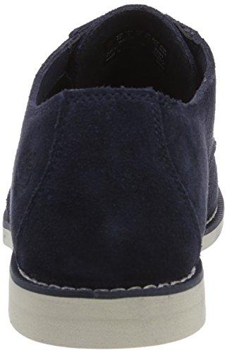 blue Blau Toe Para Lite Azul V Cuero De Timberland Ftm Oxford Zapatos Cordones Ek Stormbuck Hombre plain TgxnxRa