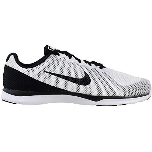 à à Middle Course D Pique Distance Blanc Pied Rival Nike Noir qw4Fxgc