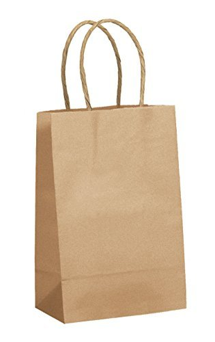 Restaurant Paper To Go Bags - 5