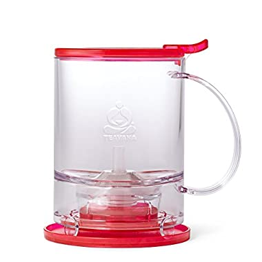 Pink Teavana 16 oz Perfectea Maker