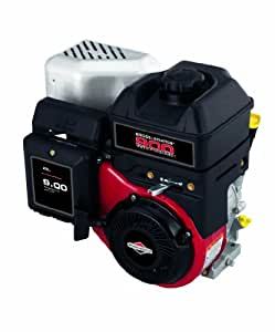 Briggs and Stratton 12S432-0036-F8 900 Series Intek I/C 205cc 9.00 Gross Torque Engine with a 3/4-Inch Diameter by 2-27/64-Inch Length Crankshaft, Keyway, and 5/16-24 Tapped