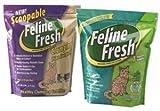 Feline Fresh Scoopable Clumping Pine Cat Litter, My Pet Supplies