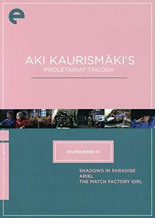 Aki KaurismäKi's Proletariat Trilogy: (Shadows In Paradise / Ariel / The Match Factory Girl) by Amazon