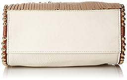 BIG BUDDHA Gypsy Tote Bag, Cream Multi, One Size