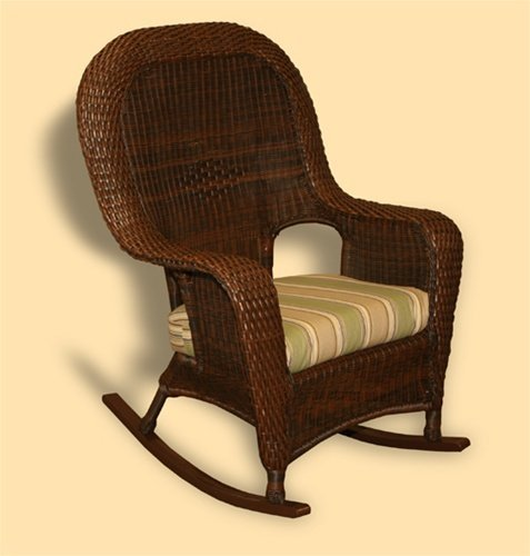 Tortuga LEX-R1 Lexington Resin Wicker Rocker