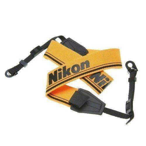 Pixel Peeper Pro Nikon - Correa bandolera para cámara réflex, neopreno, diseño de Nikon GadgetCenter
