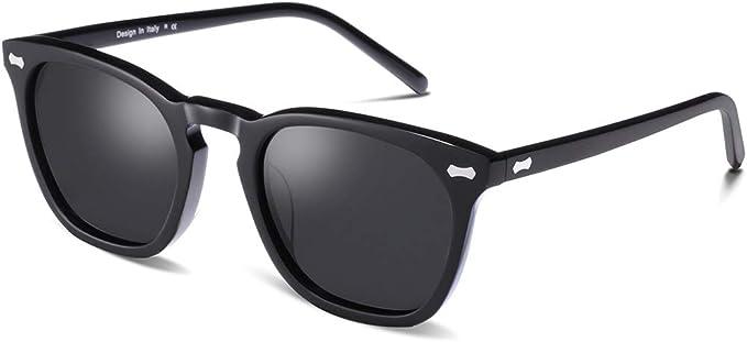 Carfia Occhiali da sole da Uomo Polarizzati UV400 Protezione Occhiali da Guida