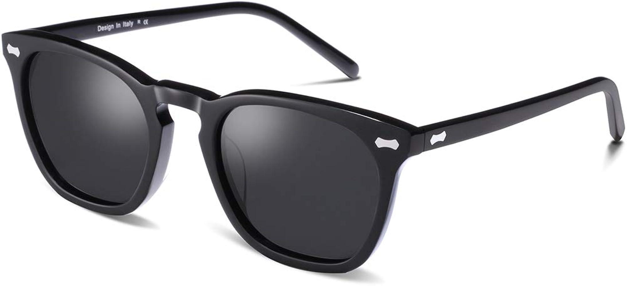 Carfia Vintage Polarizadas Gafas de Sol Mujer Hombre UV400 ...