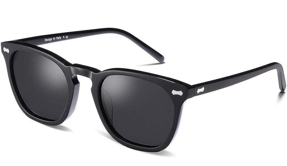 Amazon.com: Carfia Keyhole - Gafas de sol polarizadas para ...