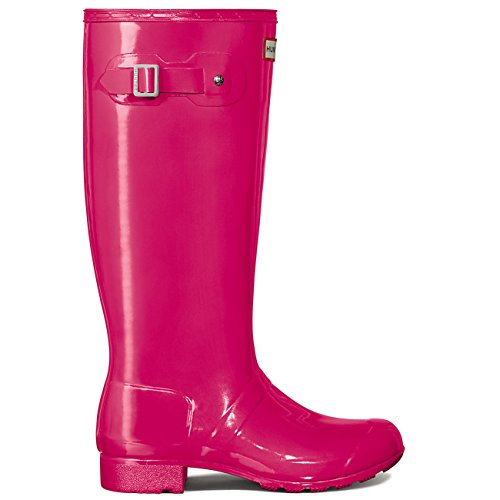 Womens Galoshes Bright Boots Wellingtons Cerise Rain Original Tour Gloss Hunter Snow qUwOCqrRx