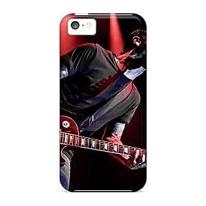 AlissaDubois Iphone 5c Scratch Resistant Hard Phone Cover Provide Private Custom Stylish Godsmack Band Skin [aGK2156zSYo]