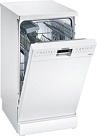 Siemens iQ300 SR236W07IE lavavajilla Independiente 9 ...