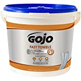 GOJO FAST TOWELS, Fresh Citrus Scent, 225 Count