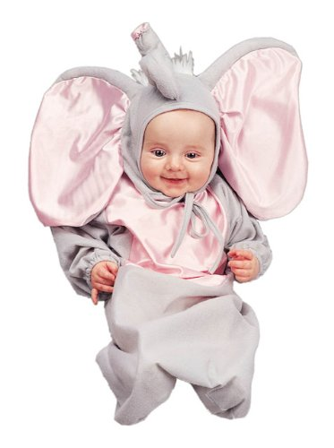 Charades Bunting Costume - Little Elephant-0-6 months