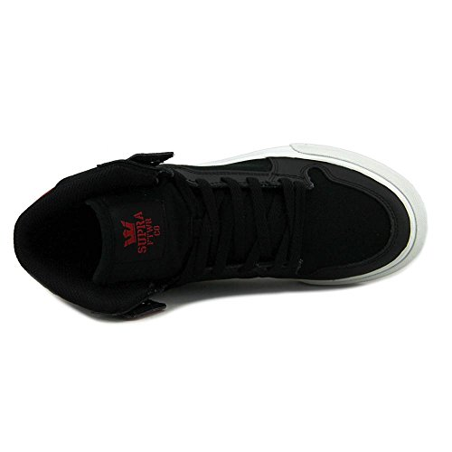 Supra Mens Skytop III Shoes Black / Red - White-m G8Bv5ve