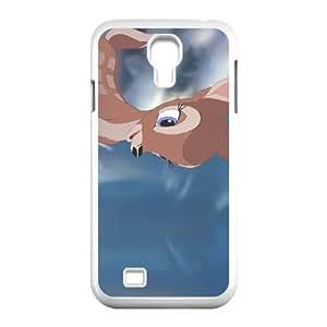 Samsung Galaxy S4 9500 Cell Phone Case White Bambi Character Bambi Plastic Phone Case Active XPDSUNTR23304
