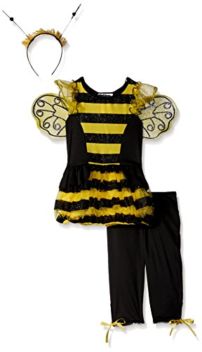 California Costumes Buzzin' Around Toddler Costume, (Bumblebee Female Classic Costumes)