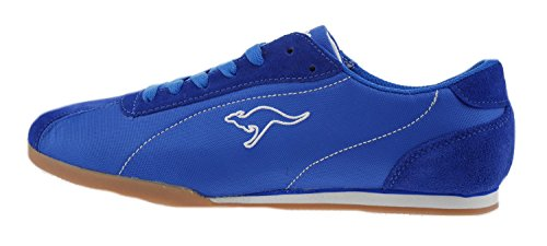 White Almostroyal Trainers Almostroyal Men's Blue Kangaroos White x10Avq0