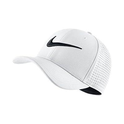 Nike Mens Vapor Classic 99 SF Hat White/Black from Nike