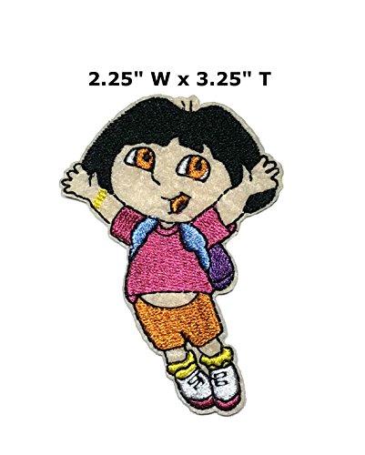Dora the Explorer Flying - 2.25