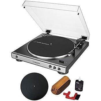 Amazon.com: Audio-Technica AT-LP60XUSB-GM - Tocadiscos ...