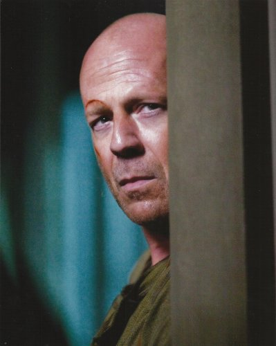 Bruce Willis 8 x 10 Movie (Willis Photograph)