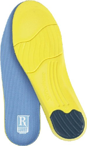 (RxSorbo Sorbothane SorboAir Insoles)
