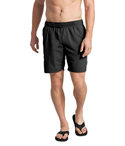 The North Face Men's Class V Belted Trunk, Asphalt Grey, Size X-Large/Long