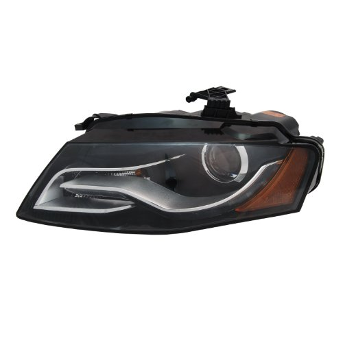 TYC 20-9042-01 Audi A4 Replacement Left Head Lamp