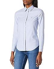 GANT Dames Stretch Oxford Banker Shirt Blouse