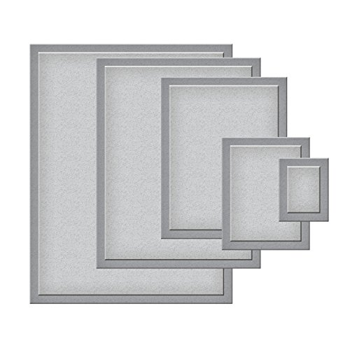 Spellbinders S4-130 Nestabilities Small Classic Rectangles Etched/Wafer Thin - Small Wizard Nestabilities Dies