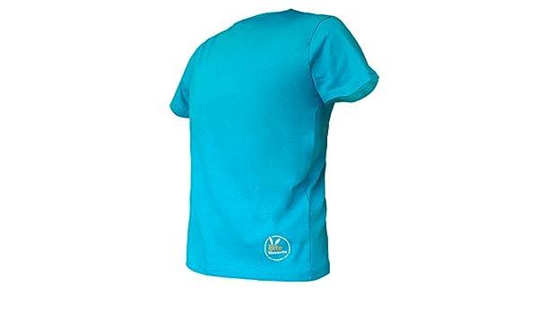 Camisetas Antimosquitos para Adultos con Permetrina, el Repelente de Insectos más Potente. Fabricadas en Algodón 100% (M, Azul): Amazon.es: Ropa y accesorios