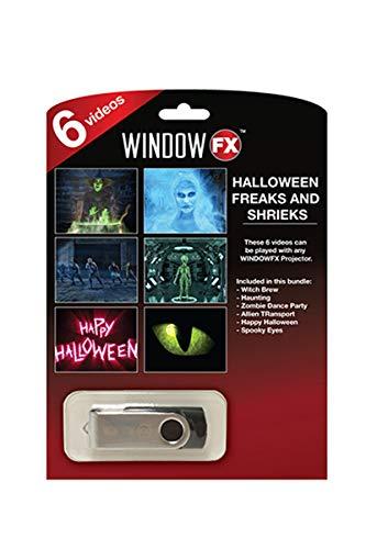 Total HomeFX Halloween Series-Freaks and Shrieks ()