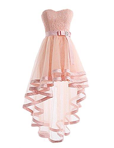 Fanciest Vestito A Linea Pink Ad Donna qHpw4q