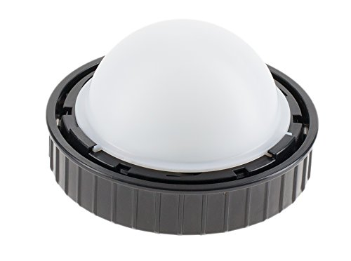 SpinLight 360 SL360-WD White Dome (White)