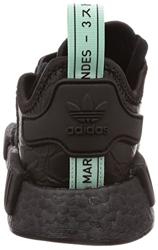 NMD Black Black Shoes Mint W Clear Black Gymnastics Core Women's Core adidas r1 5YvqZ