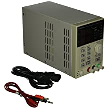 KORAD KA3005D-Precision Variable Adjustable 30V, 5A DC Linear Power Supply Digital Regulated Lab Grade